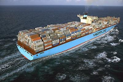 Next-generation cargo ships will be the largest ever