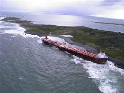 Removing stranded vessel could cost $24 million - Tug Hellas arrested