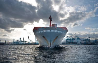 No damage done to engines because of slow steaming, says Maersk study