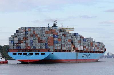 Maersk's Smith Sees 'Difficult Trading' for Shipping Companies