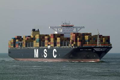 MSC add 13,050-TEUMSC Rapallo to Far East/North Europe Lion service