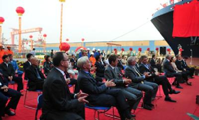 China: SF Ship Engineering Delivers Two and Launches One Vessel