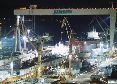 South Korea: DSME Hits USD 12 Billion in Newbuild Orders