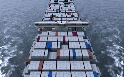 Deliveries of New Containerships Surpassed 1 Million TEU, Says Alphaliner