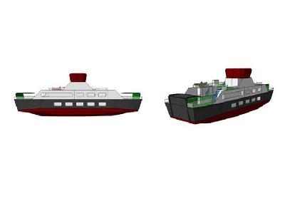 UK: Ferguson Shipbuilders to Construct Eco-friendly Ferries