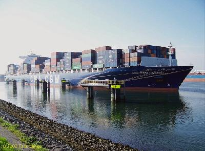 CMA CGM ups Asia rates, levies Asia-Med peak season charge December 15