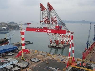 Korea's STX wins six 16,000-TEU ship order, reportedly for Zodiac Marine