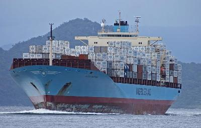 Maersk ups rates and peak season surcharges for services from Far East