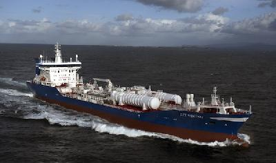 Wärtsilä Completes First Vessel Conversion to LNG