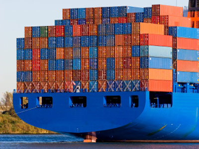 Asia-Europe freight rates decline 5.4pc to US$511/ TEU