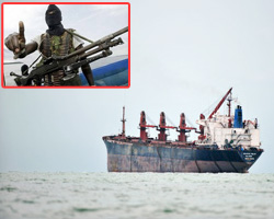 Somali Pirates Free 21 Crew Of Hijacked Vessel, Hold On To Four Others