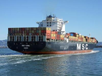 MSC joins Hamburg Sud, Hapag, Maersk, ANL in Oceania-California loop