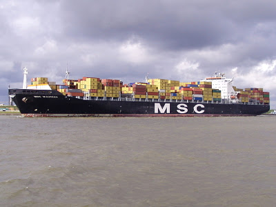 MSC announces first batch of revamped services with CMA CGM