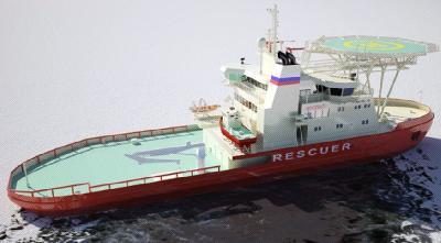 Finland: Arctech Helsinki Shipyard Inks Contract to Build Multipurpose Rescue Vessel