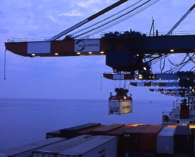 Germany: EUROGATE Bremerhaven Receives NYK Captain Eco Award 2011