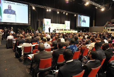 South Africa: Durban Climate Change Conference Concluded