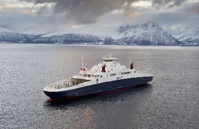 Norway: Fjord1 Launches World's Largest Gas Ferry