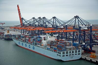 Cosco to invest in US, German, Indian ports