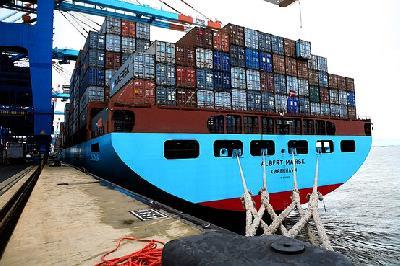 Maersk adds Le Havre, Hamburg, Zeebrugge to Daily Maersk from February