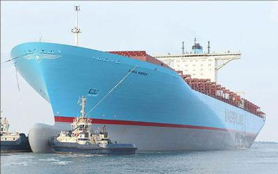Maersk raises rates on Asia-WCSA, central America and Caribbean loops