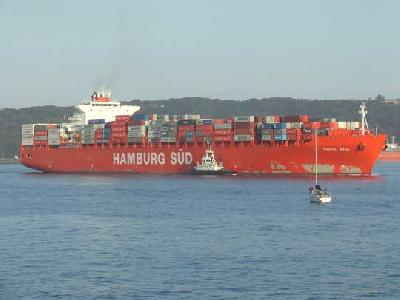 Hamburg Sud reshuffles traditional and emerging market trade routes
