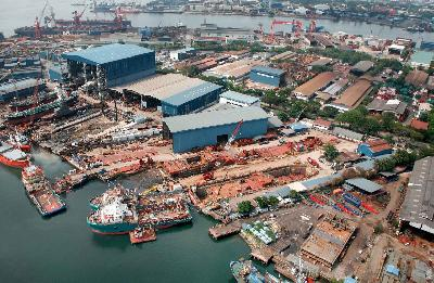 Singapore: Keppel Secures New Shipbuilding Contracts