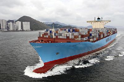 Maersk extends Asia-Port Said loop to Turkey adding Guangzhou-Nansha