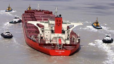 Bulk Carrier VLOC 'Vale Beijing' – Dry-dock Next Destination