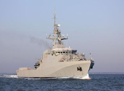 Brazilian Navy Buys Three Ocean Patrol Vessels