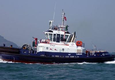 Panama Canal Authority Takes Delivery of Z-Tech 6500 Tug