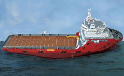 Malaysia: Nam Cheong Builds 75m Offshore Support Vessel