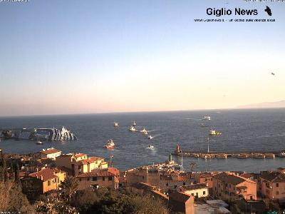 Costa Concordia: A major navigational error, or what?