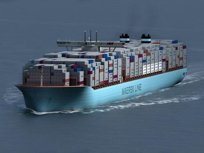 Maersk slow steams, adding 7 days to China-Indian subcontinent loop