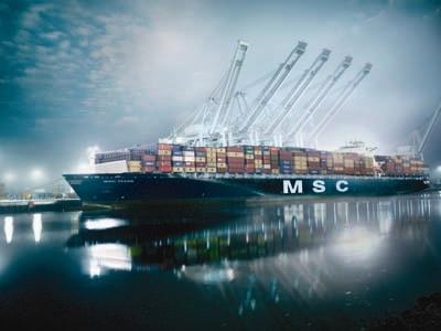 MSC to hike west coast transpacific eastbound rate US$50/TEU from March