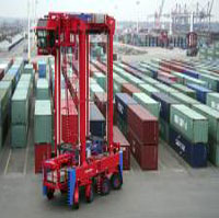 Germany's Eurogate buys 14 straddle carriers from Finland's Konecranes