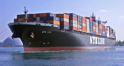 NYK's December transpac eastbound up 7pc, Asia Europe westbound rises 3pc