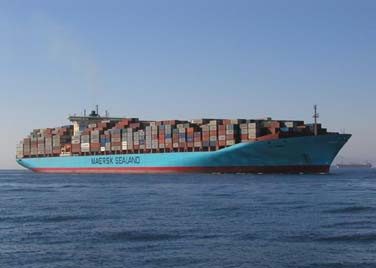Maersk Line increases Asia-Europe rates US$775/TEU from February 15