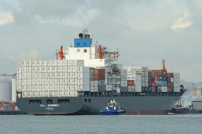 MOL containership rescues 116 after ferry sinks off Papua New Guinea