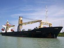 Russians Aboard Distressed Cargo Ship off Crimea