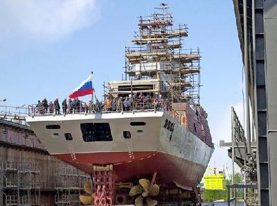 Russia: Major Shipbuilding Contract for Severnaya Verf
