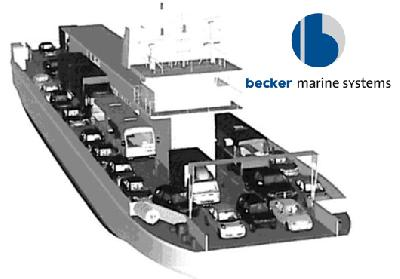 Germany: Becker Marine Systems Develops Emission-free Ferry