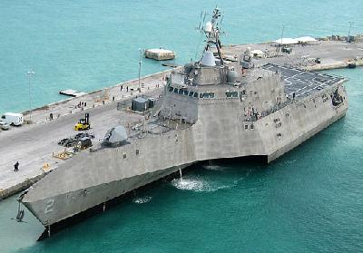 Austal-Led Wins Additional LCS Contract from US Navy