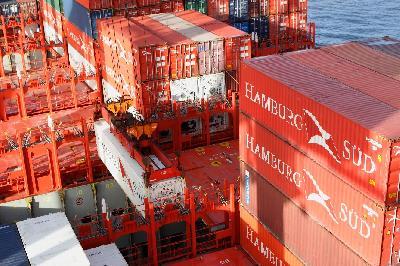 Hamburg Sud and Alianca Reconfigure Their North Europe – East Coast South America Service