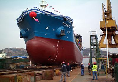 China: Qingdao Hyundai Launches New Dry Cargo Vessel for VBTH