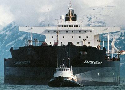 Exxon Valdez sold to buyers of Caribou and Smallwood
