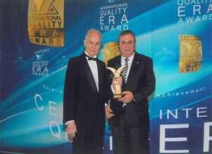 Turkish Istanbul Shipyard receives Century International Quality Era Award