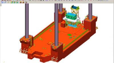 UAE: FORAN Helps Develop New Jack-Up Barge Crane