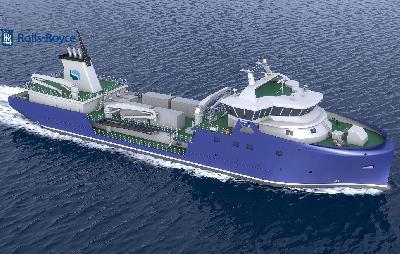 UK's Rolls-Royce Confirmes Order of Its New Fuel Efficient Fish Transporter Vessel
