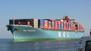 MOL expands Asia-South Africa service with 'K' Line and PIL on April 8
