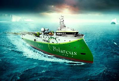 Polarcus Takes Delivery of Its New Seismic Vessel from Norway